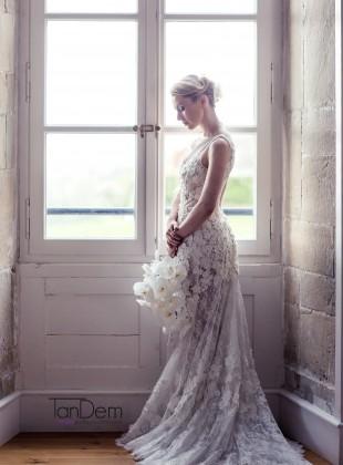 Bride Session Chartreuse de Pomiers - 0032